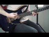 DragonForce - Through The Fire And Flames - Cole Rolland (Guitar Cover) ♣(ЮROCK)