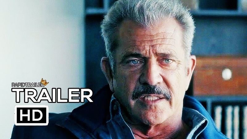 Закатать в асфальт Official Trailer (2019) Mel Gibson, Vince Vaughn Movie HD