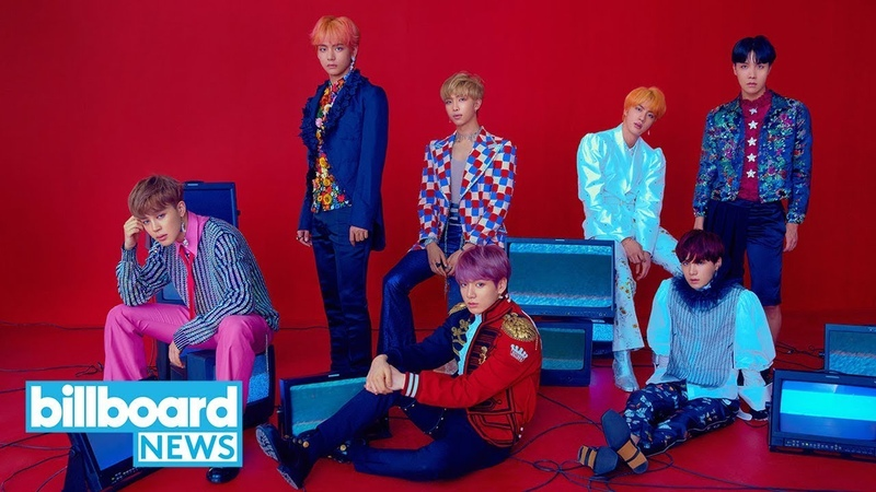 BTS Sells Over 2.6 Million Pre-Sale Copies of Map of the Soul Persona | Billboard News