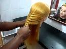 Как плести косу рыбий хвост (колосок)