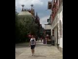 #москва#мск#я#мы#гуляем#погода#жара#выходные#фото#... Погода в городах России 19.07.2017