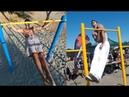 2 Meter / 6.5 Ft Tall One Arm Pull Up Monster - Ievgen Shcherbyna