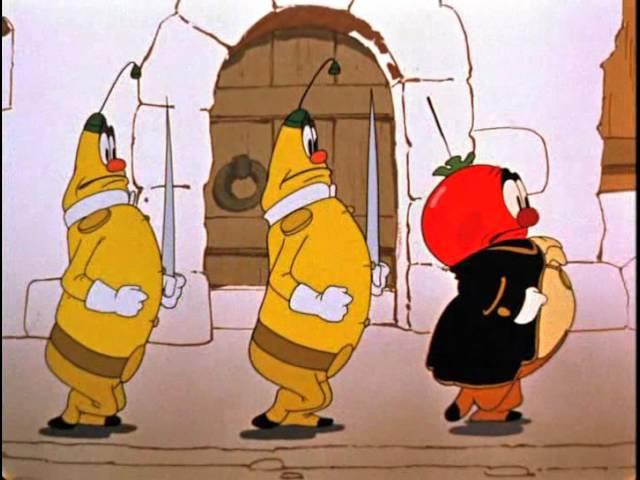 Чиполлино, мультфильм 1961г. xbgjkkbyj, vekmnabkmv 1961u.