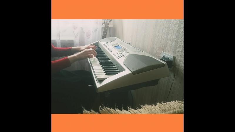 Ikon - Love scenario [piano cover by EA] ~black_aon