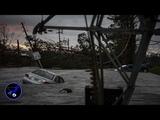 Eerie Hurricane Michael in Panama City Florida! Oct 10,2018 #HurricaneMichael