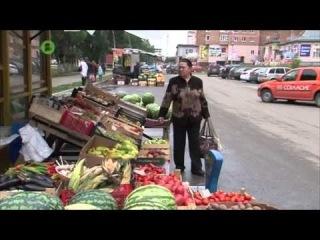 С началом сезона арбузов в Вологде участились проверки продавцов овощами и фруктами