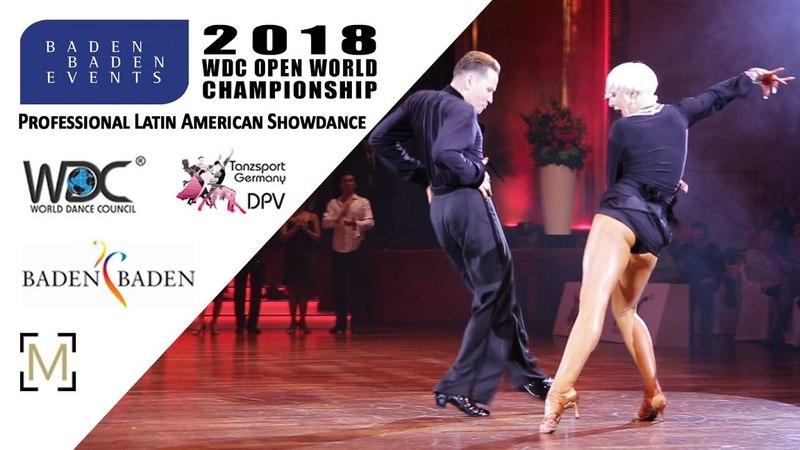 Paramonov - Paramonov, USA   2018 WDC Pro WCH SD LAT - Baden Baden, GER - Honor Dance