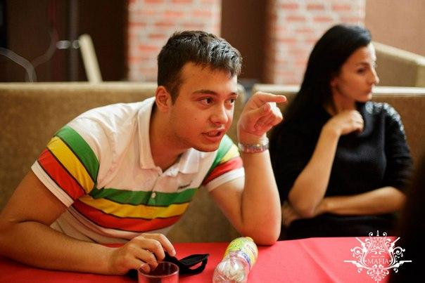 """Г-н Ариец 14-15 ноября играет в турнире """"West mafia cup"""" в г. Ровно (Украина)."""