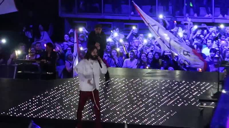 21 03 2018 City of Angels Thirty Seconds To Mars Lotto Arena Антверпен Бельгия TheMonolithTour2018