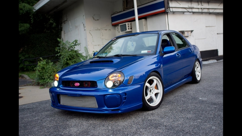 Махинаторы - Subaru Impreza WRX