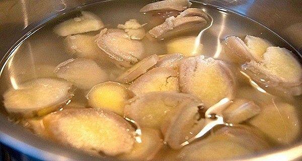 Имбирная вода: самый полезный напиток, который может сжечь жир в области талии, спины и бедер