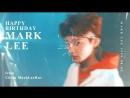 Mark's birthday YouTube Ad