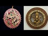 Old Collection Of Antique Designer Jada Billalu Or Brooch Designs
