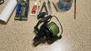 Техническое (сезонное) обслуживание катушки Kaida HJC02 или Kaida ADN Carp. Чистка и смазка.
