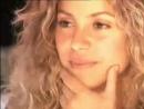Jesus Quintero entrevista a Shakira (parte 1 de 3) (re-uploaded)