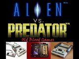 Aliens Vs Predator Dendy 8 bit