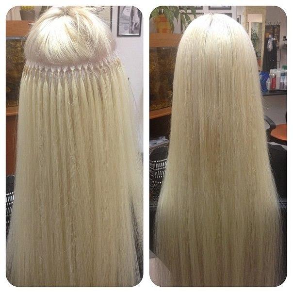55 см волосы
