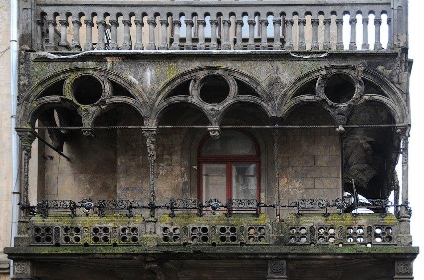Реставрація балконів