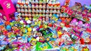 333 сюрпризов 333 Surprise eggs Прилипалы 3 ДИКСИ Маша и Медведь Kinder Surprise Фиксики СМЕШАРИКИ