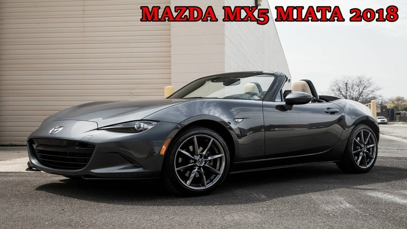 Mazda MX 5 Miata RF REVIEW best looking Miata - Полностью новый уровень!