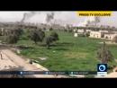Сирия.20-03-2018.Массированные авиаудары ВВС САР в восточной Гуте