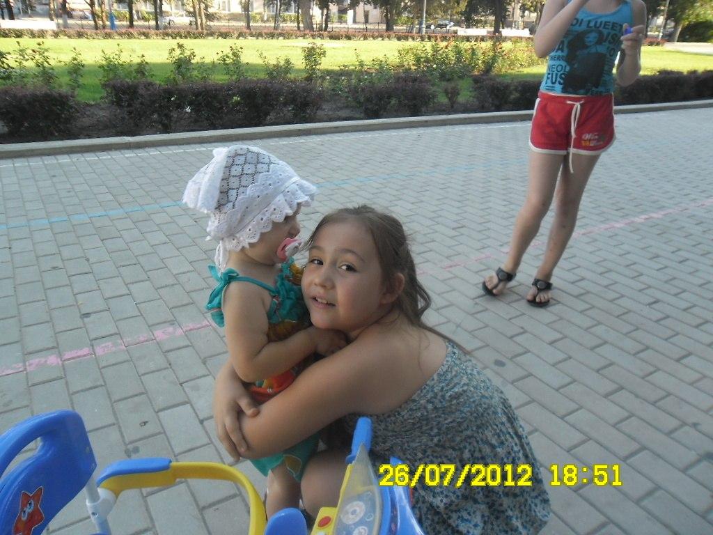 Алина Баязетова, Астрахань - фото №1