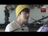 JTBC 비긴어게인2 윤건, 로이킴 방탄 봄날 연습2
