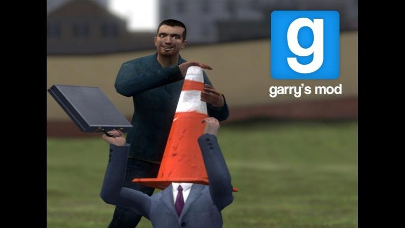 Полицейские Будни (Garry's Mod: DarkRP