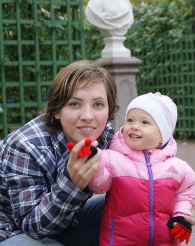 Алёнка Призовская, 24 апреля , Санкт-Петербург, id1993452