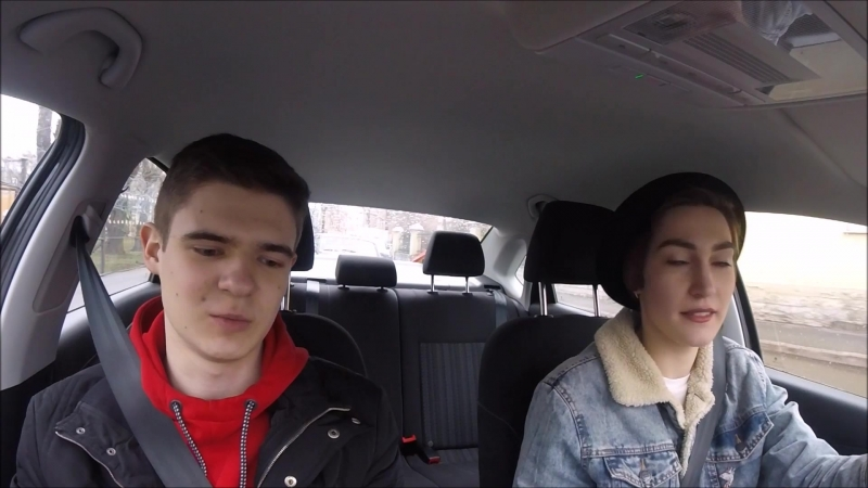 Carpool Karaoke - Артем Кирилов