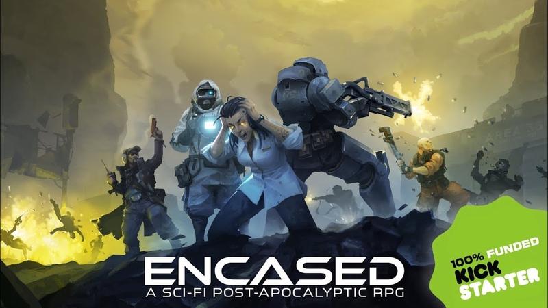 Encased RPG - 100% Funded on Kickstarter!
