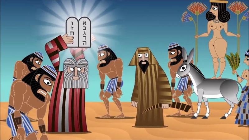 Moisés Recebe a LEI - Êxodo:32