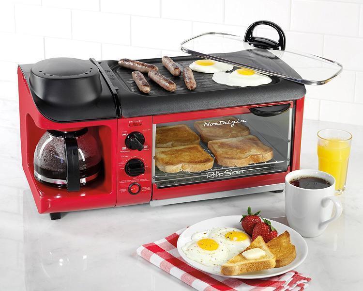 Завтрак - машина