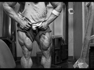 Как накачать очень большие и сильные ноги