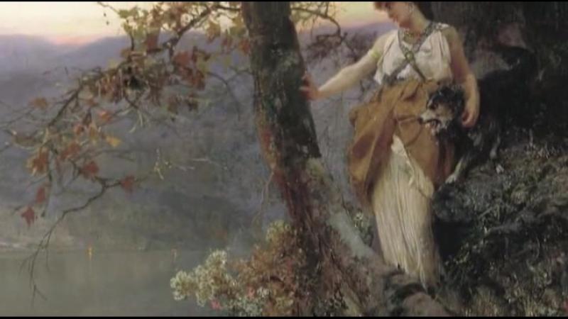 8. Генрих Семирадский - Адриан и Октавия
