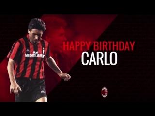Happy birthday, Mr.Ancelotti ! 🎉