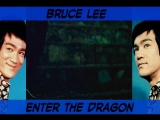 Bruce Lee Enter The Dragon Moments
