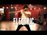 Alina Baraz - ELECTRIC ft Khalid - Choreography by Jake Kodish - #TMillyTV