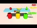 Colors for Children to Learn with fruits - Colours Videos Collection for Children