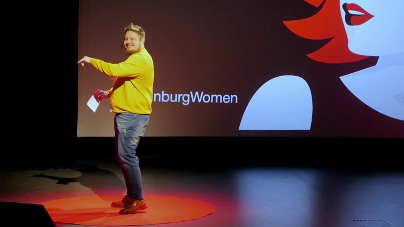 Женщине не место на кухне | Андрей Бова | TEDxEkaterinburgWomen