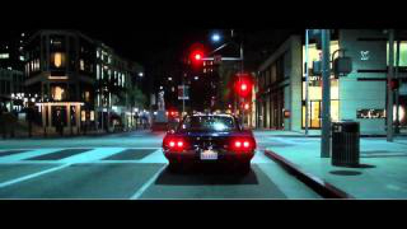 BLK ROSZ - An Ode to Miami Vice - 1968 Dodge Charger