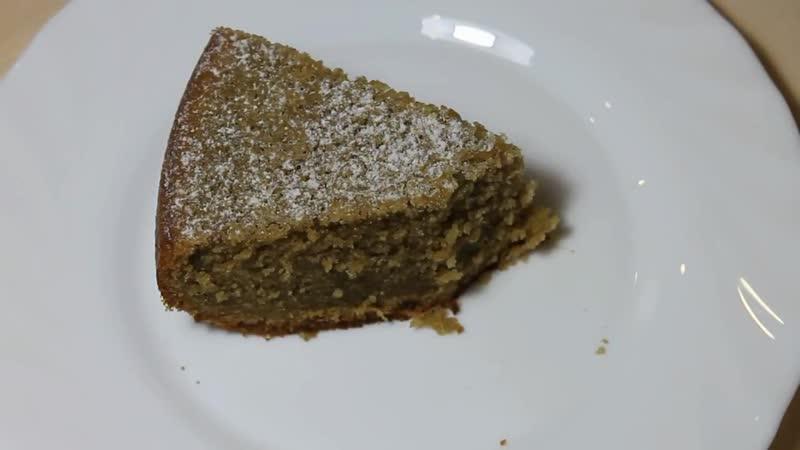 пирог в мультиварке без кефира.