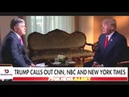 President Donald Trump's Full Interview With Sean Hannity Today 7/18/18