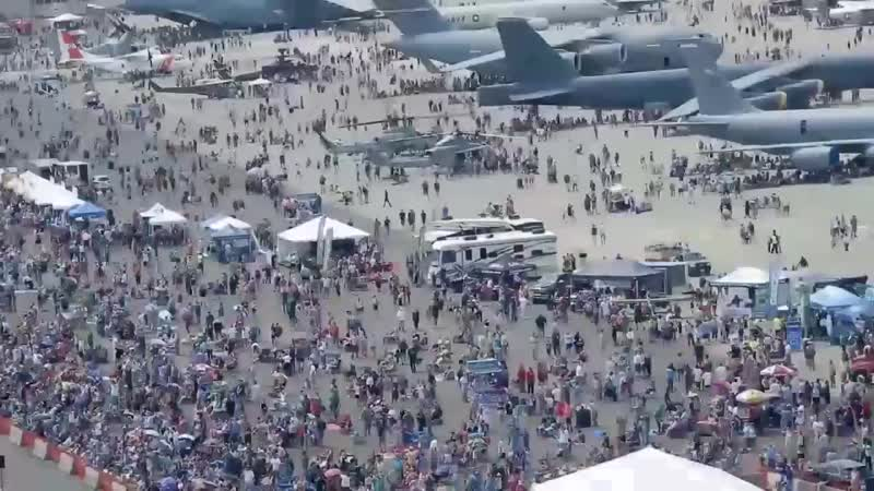 Westover Air Show Highlights July 2018 UNITED STATES 01.10.2018