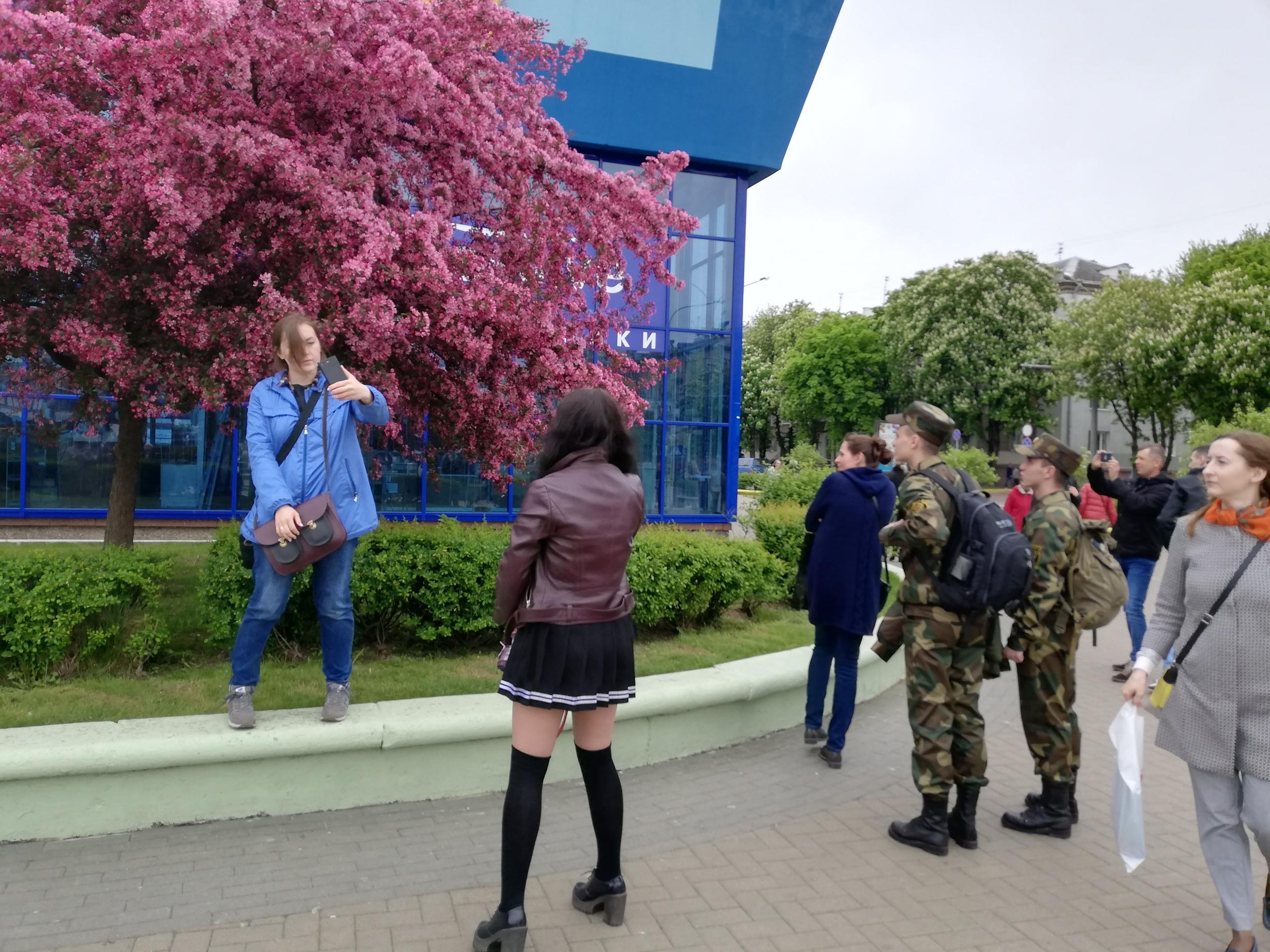 В Минске появилось чудо