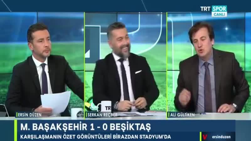 Başakşehir 1 0 Beşiktaş Maç Sonu Yorumları Stadyum 3 Kasım 2018