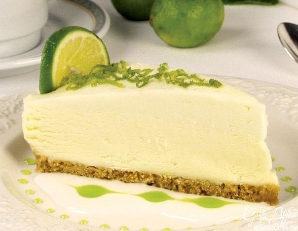 Лаймовый торт