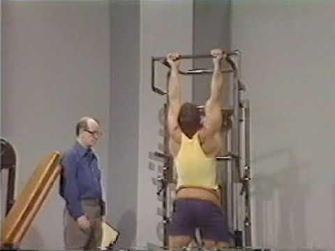 Arthur Jones Trains Boyer Coe Full Body HIT