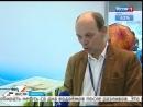 Уникальную разработку Томского университета для очистки водоёмов от нефти показали на Байкальском водном форуме