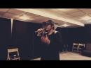 Александр Бон - Мюзик-Холл (backstage с репы).mp4